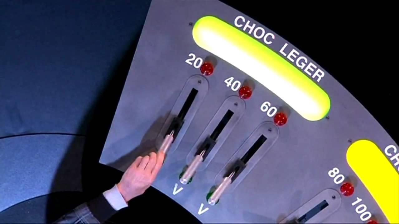 Secventa din documentarul Le jeu de la mort
