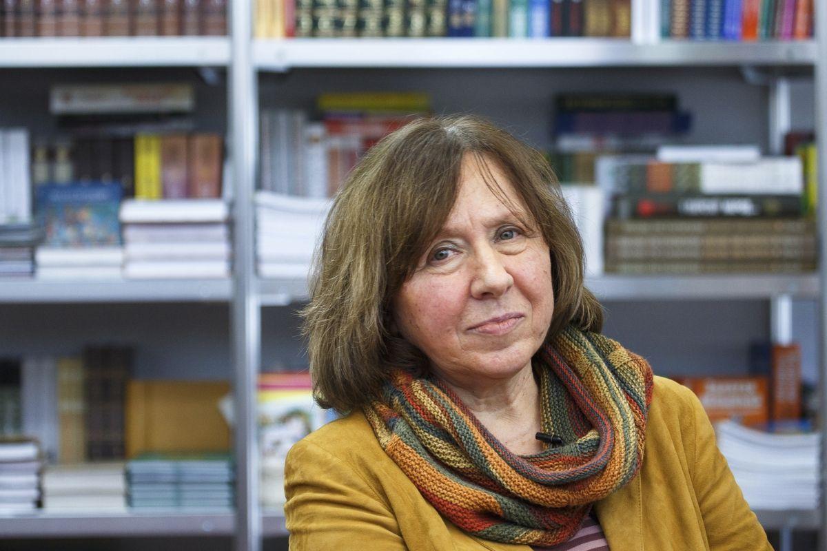 Svetlana Alexievich, Cele mai valoroase 11 cărţi ale secolului al XXI-lea, Second-Hand Time