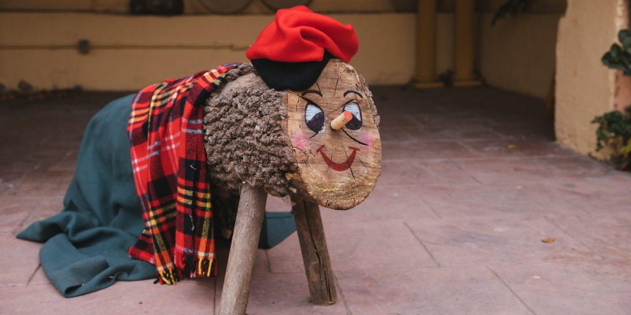 10 traditii de Craciun in lume, Spania, Caga Tio
