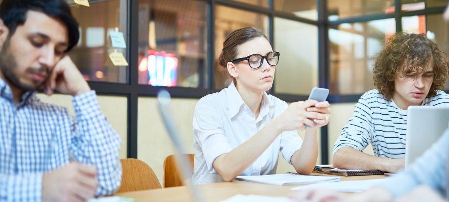 Boreout, plictiseala la locul de munca, Sursa Fisher Investmens 401