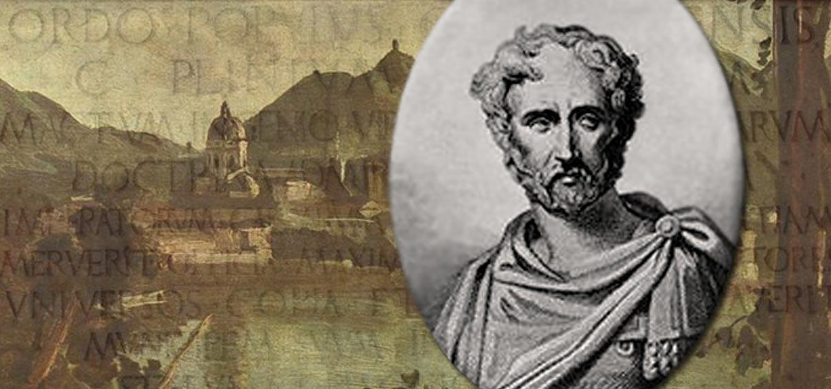 Plinius cel Batran, Sursa: Ancient Origins
