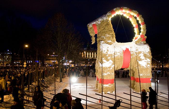 Suedia, Gävlebocken