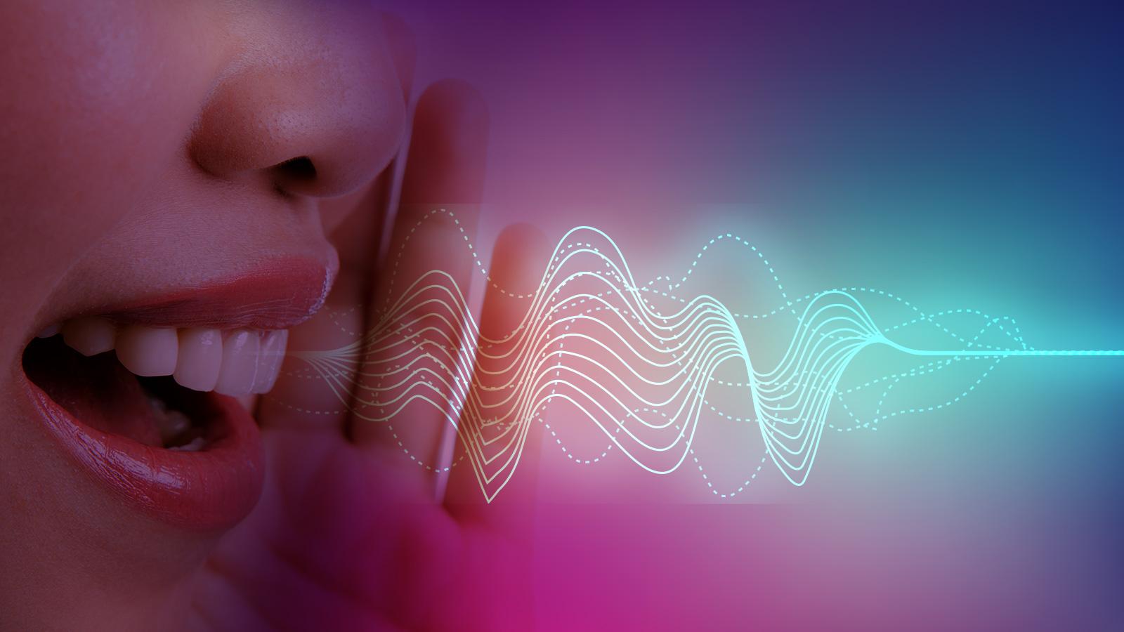 Vocea, un miracol, Sursa: AiThority