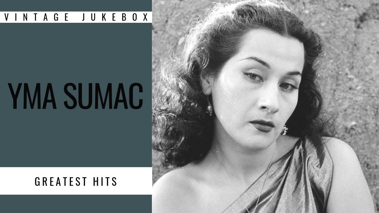 Yma Sumac, un ambitus de patru octave
