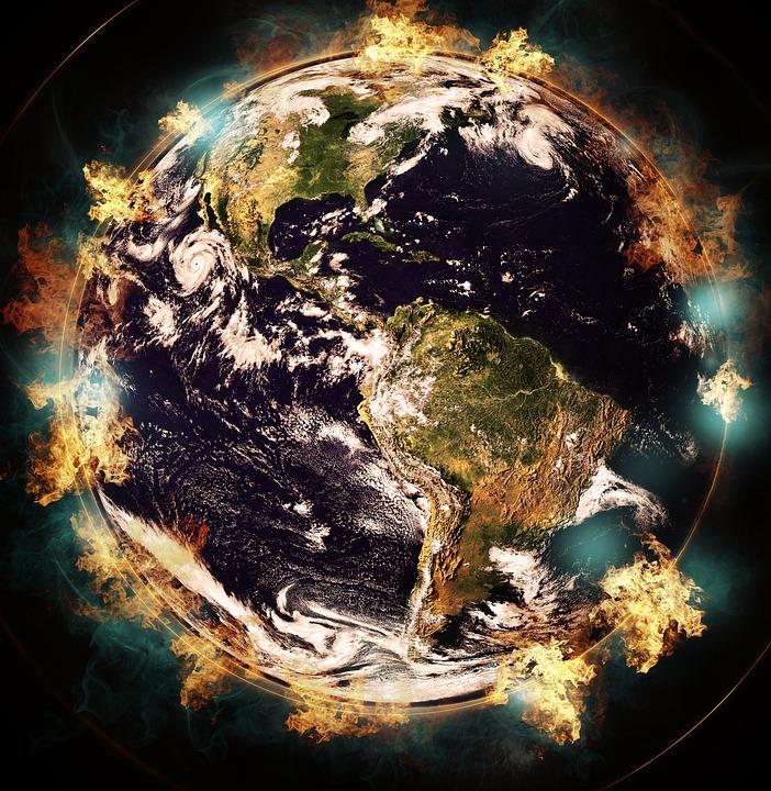 Comportamentul uman si distrugerea planetei
