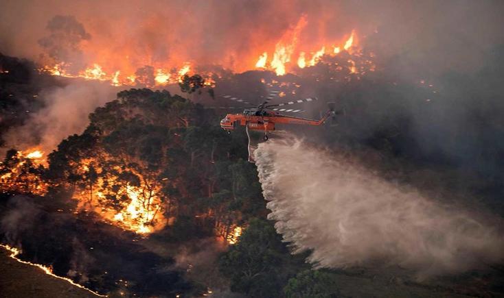 Incendiile din Australia