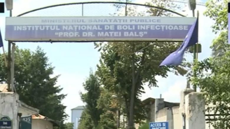 Institutul de boli infecţioase Matei Balş, Sursa Digi24