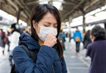 Masca de protectie Coronavirus 2019-nCoV
