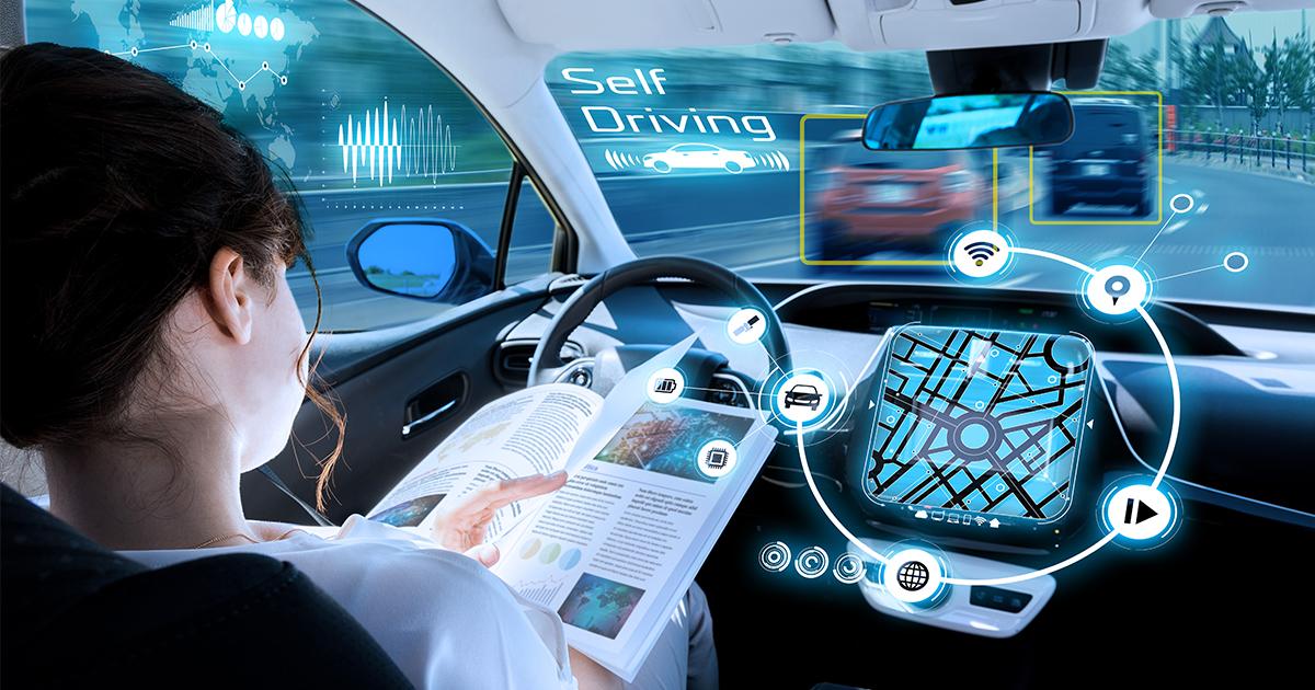 High-tech, Masini autonome, Sursa Ansys