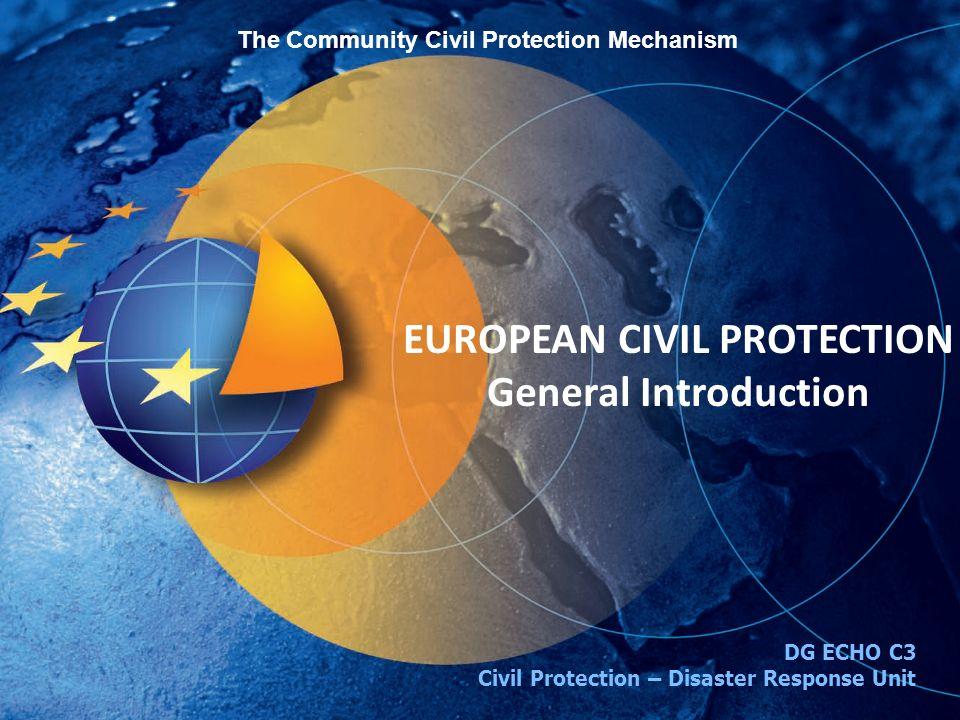 Comisia Europeană a activat Mecanismul de Protecţie Civilă în UE