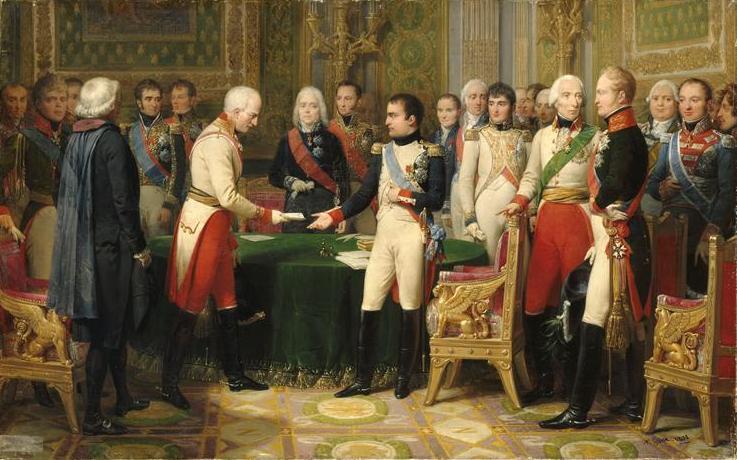 Napoleon Bonaparte, Sursa Shannon Selin