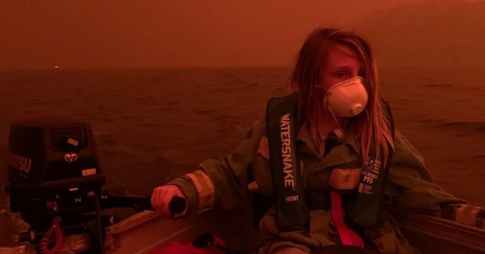 Incendiile din Australia, Omenirea, incotro, Sursa Grit Daily