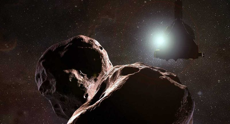 Ultima Thule, Sursa Space News Pod