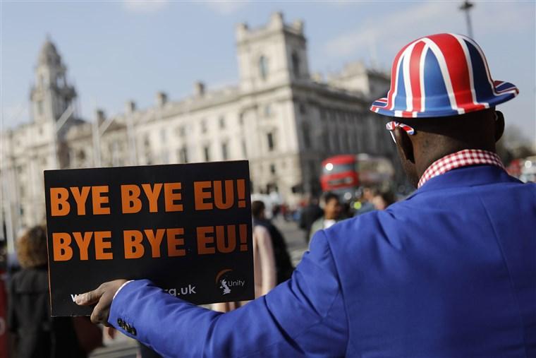 Adio, UE, Sursa NBC News