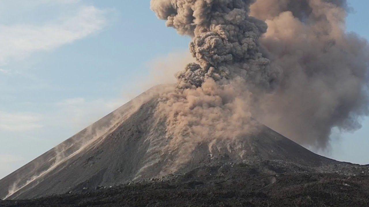 Krakatau, Sursa Pinterest