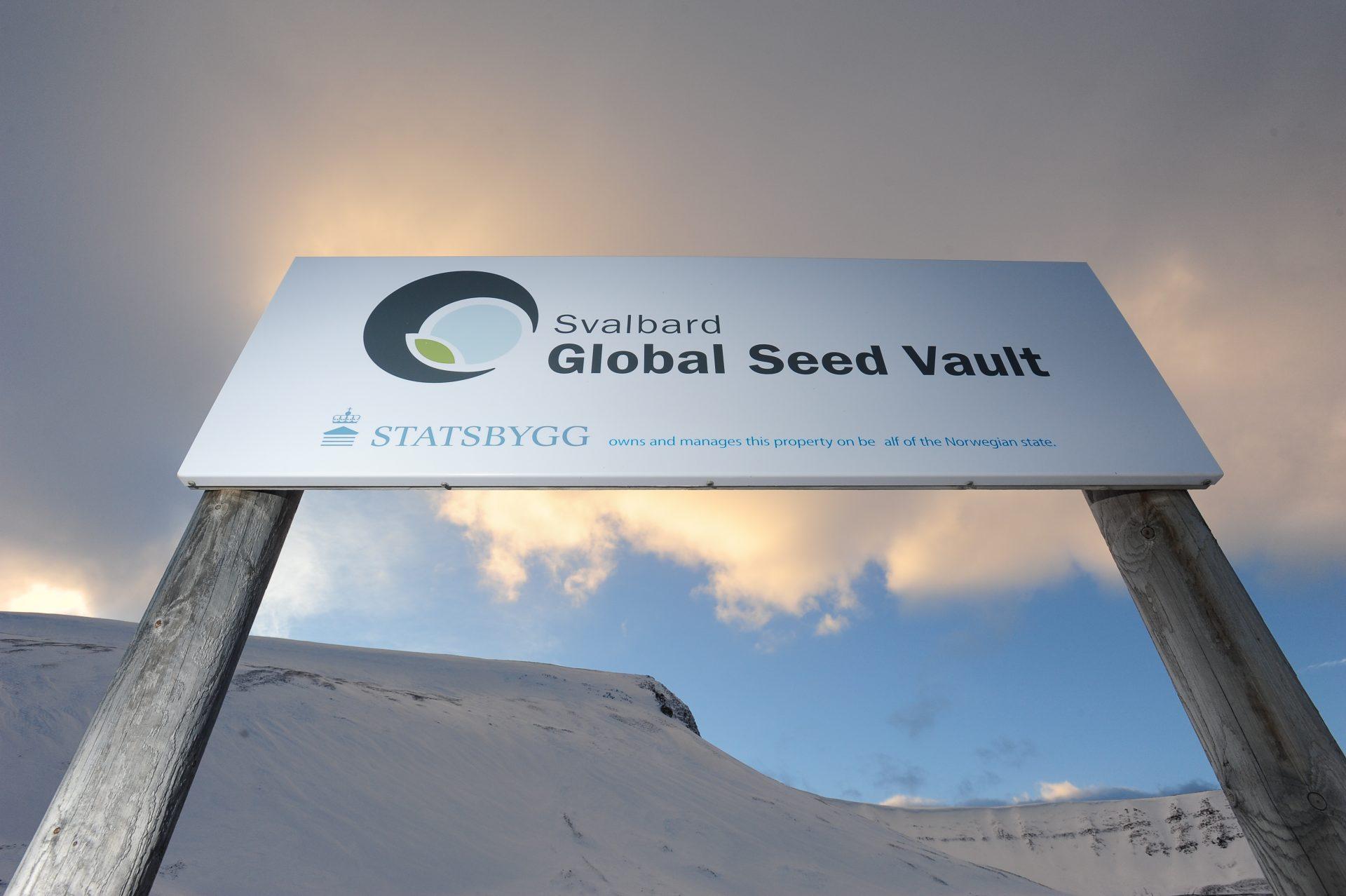 Svalbard Global Seed Vault, Sursa Crop Trust