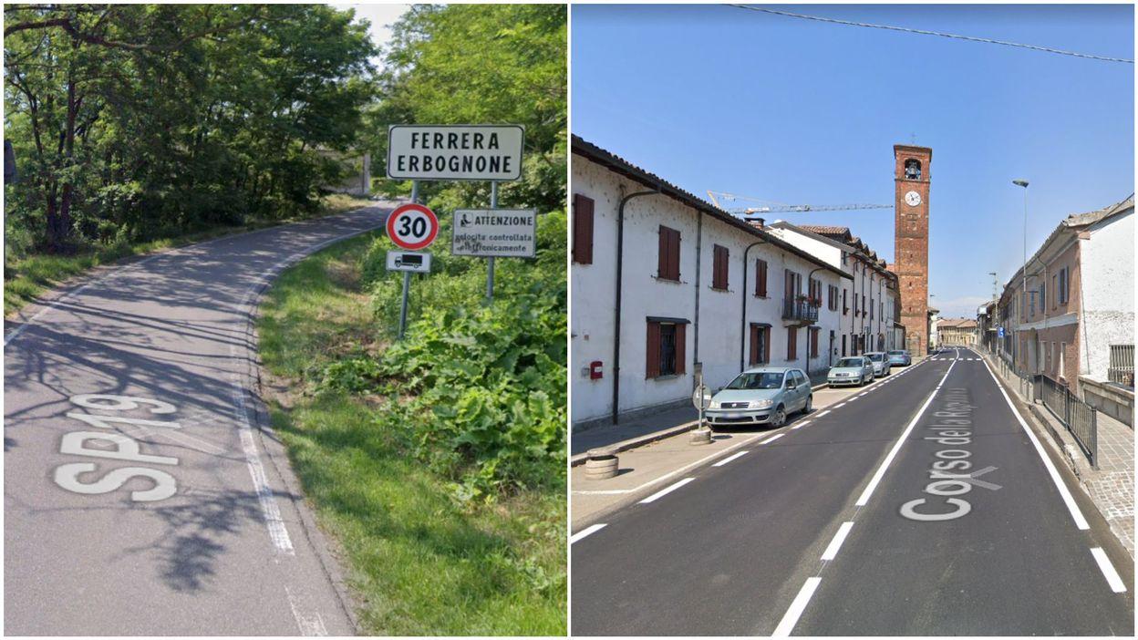 Ferrera Erbognone, misteriosul caz al localităţii ocolite de coronavirus, Sursa En24 News