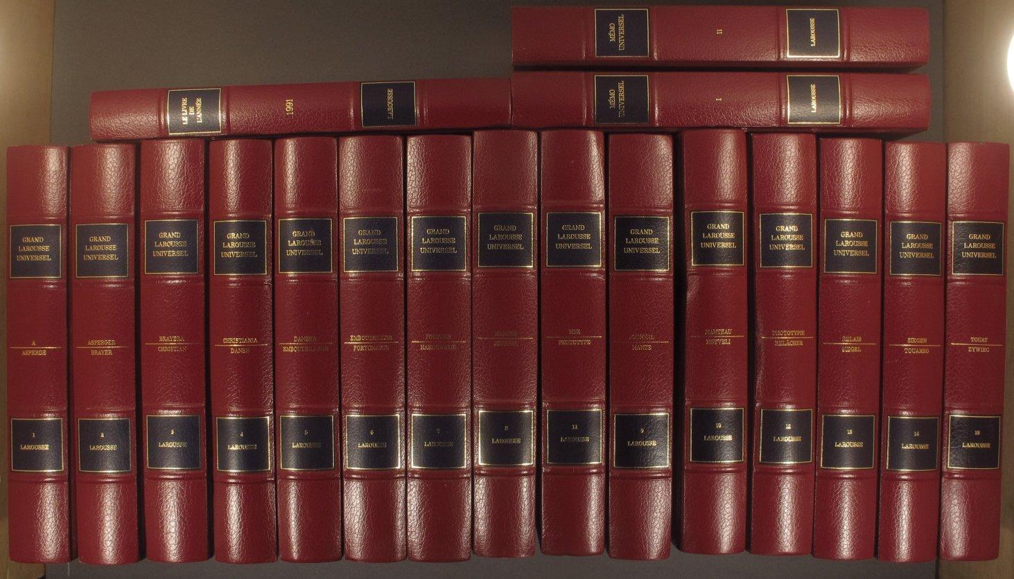 Marele Dicţionar Enciclopedic Larousse
