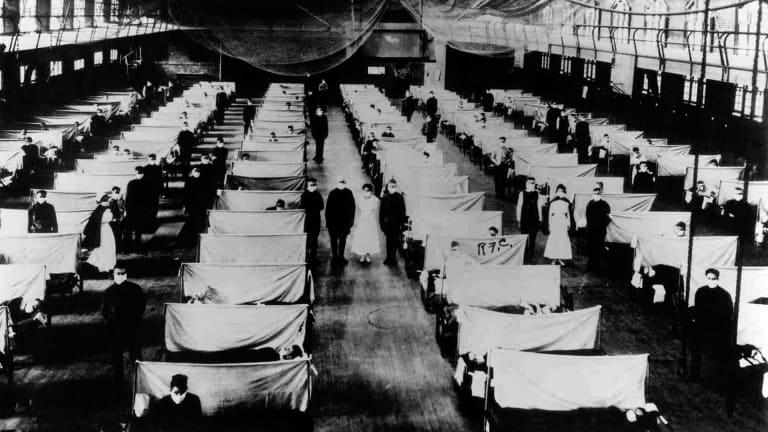 Top 3 erori medicale din istoria umanităţii, Gripa spaniola