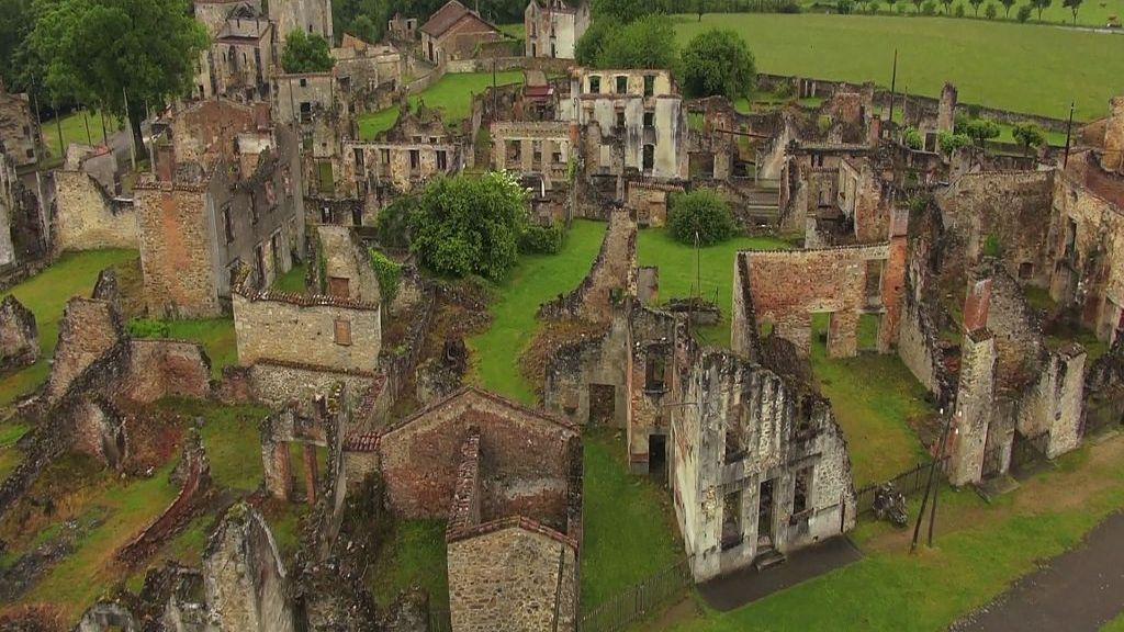 Oradour-sur-Glane, Franta