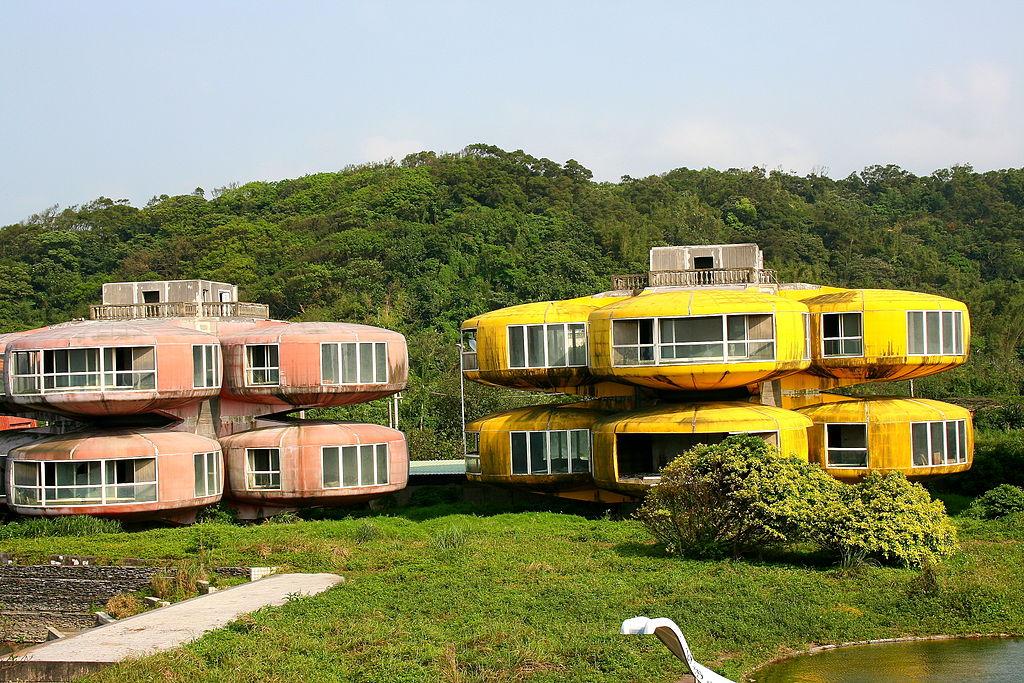 Sanzhi Pod City, Taïwan