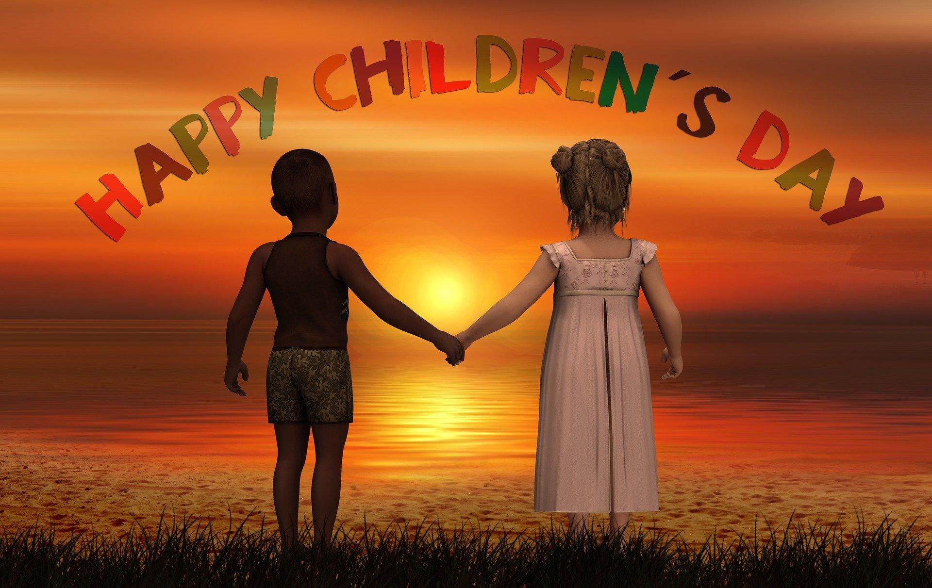 Luna iunie, Ziua Internaţională a Copilului