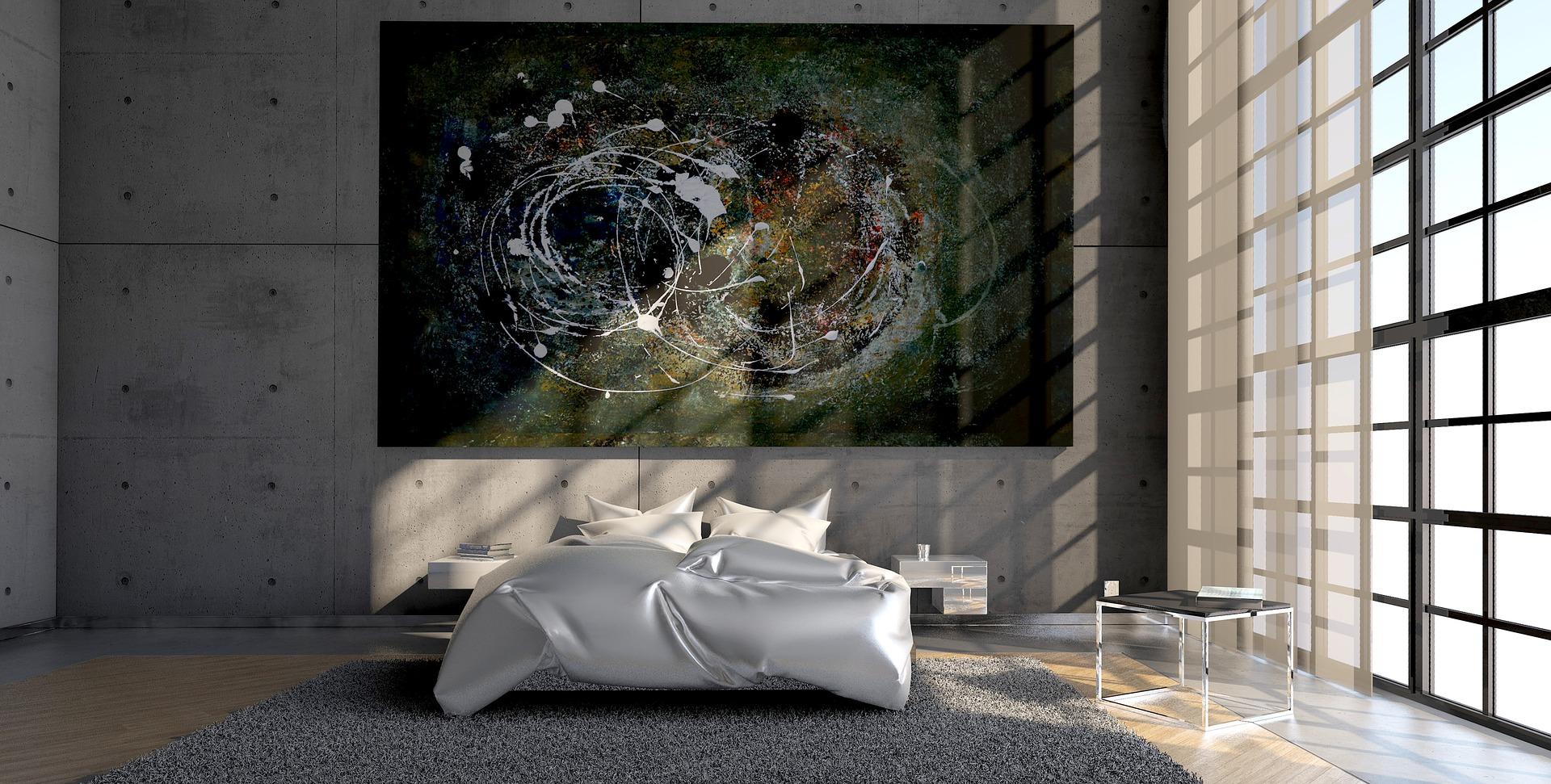 Dormitor cu stil