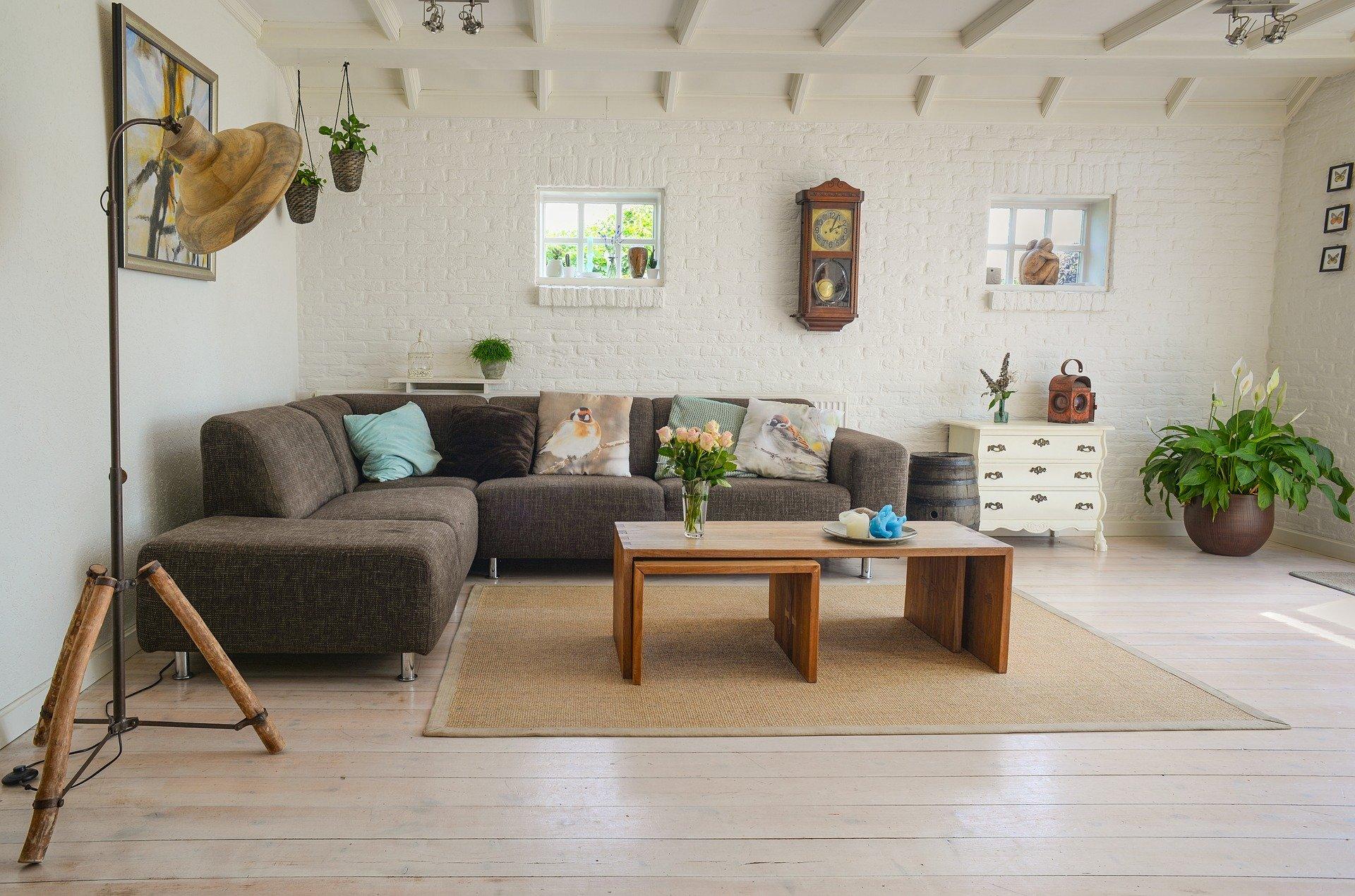 Energiile pozitive ale locuinţei, living