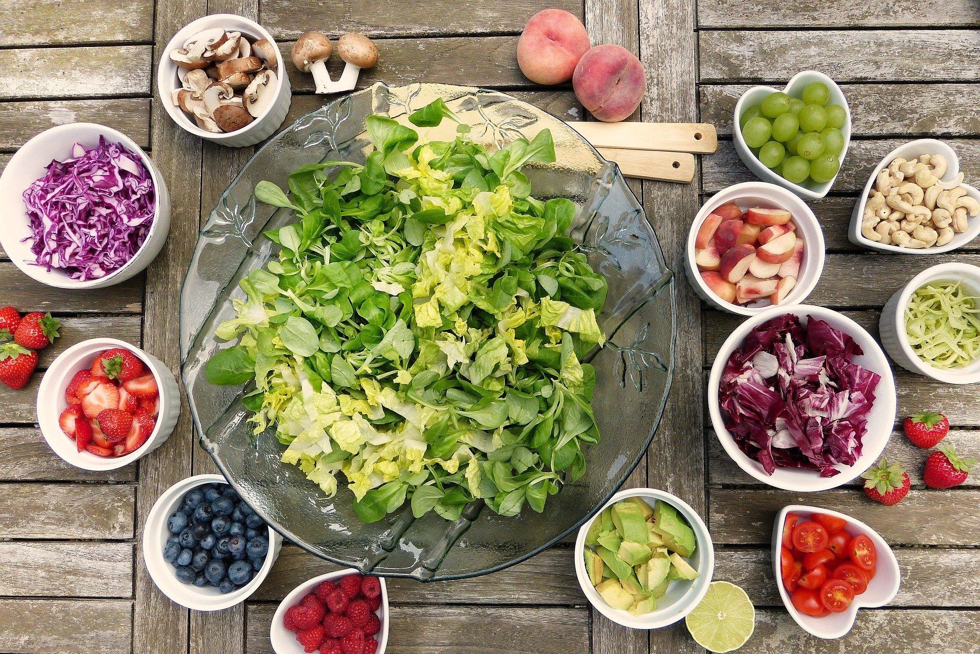 Vitaminele şi substanţele minerale