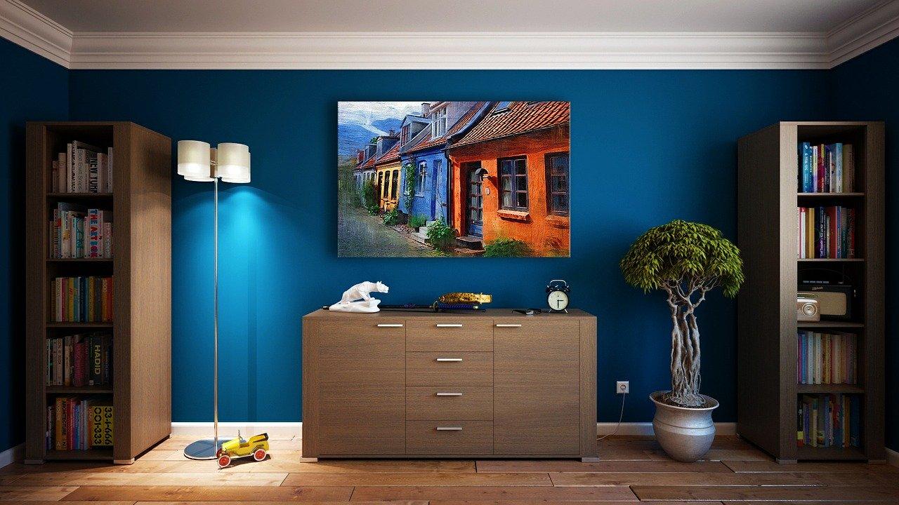 Energiile pozitive ale locuinţei, design interior