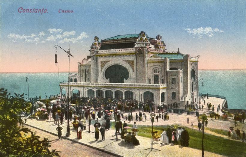 Constanta Casino - Pictura veche