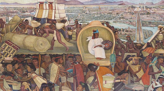Civilizaţia aztecă, Sursa History Hit