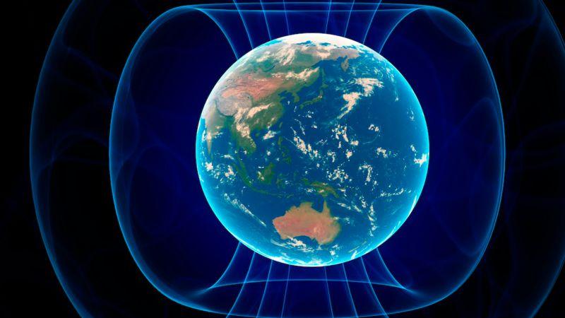 Campul magnetic al Terrei, Sursa Gentside