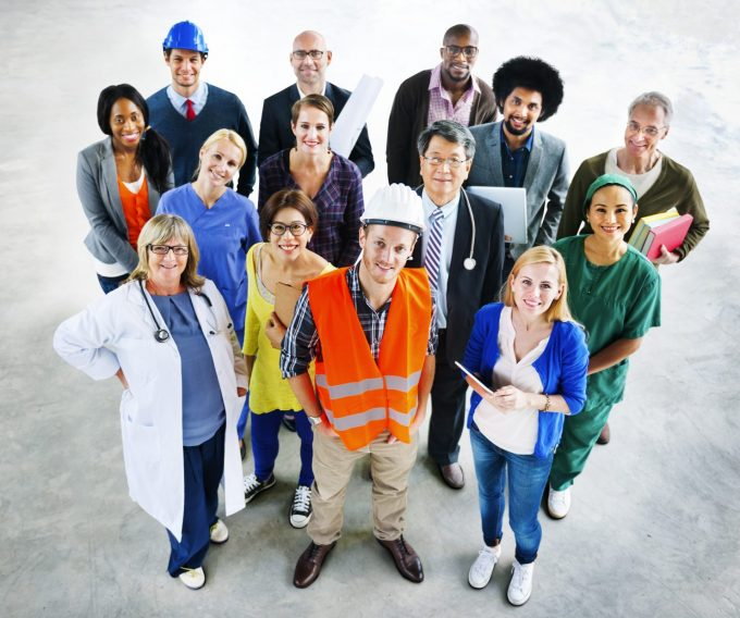 Succesul în carieră, Joburi