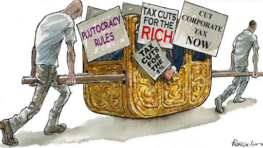 Plutocraţia şi cleptocraţia, Sursa: Financil Times
