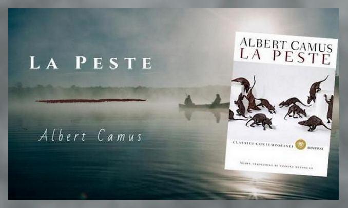 Albert Camus, Cea mai citita carte in vremea pandemiei