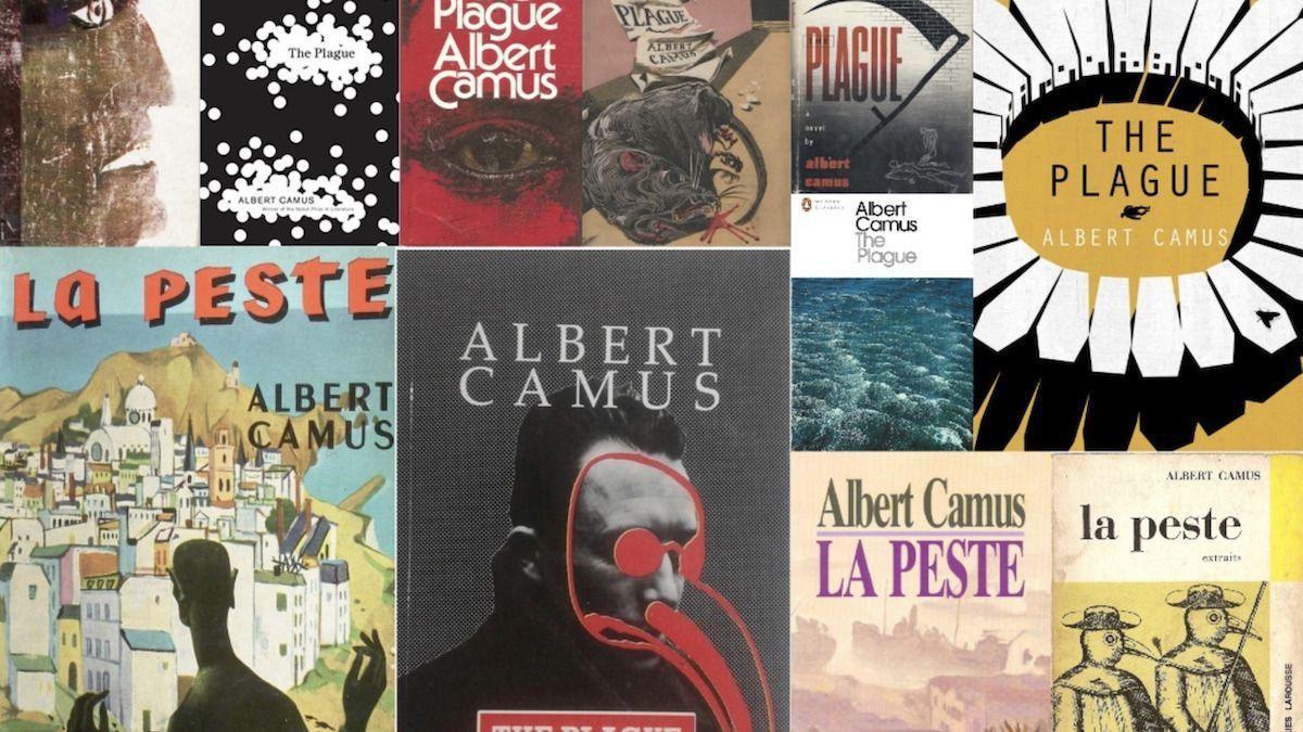 Cea mai citită carte în timpul pandemiei -Albert Camus, Ciuma, Sursa Guidle
