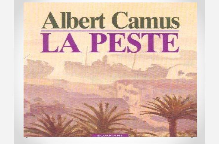 Cea mai citită carte în timpul pandemiei de coronavirus - Albert Camus, La peste
