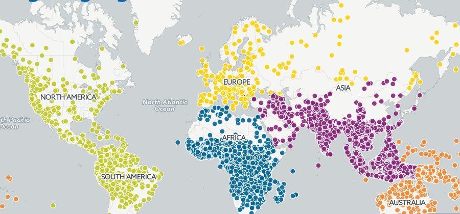 Cele mai vorbite limbi in lume
