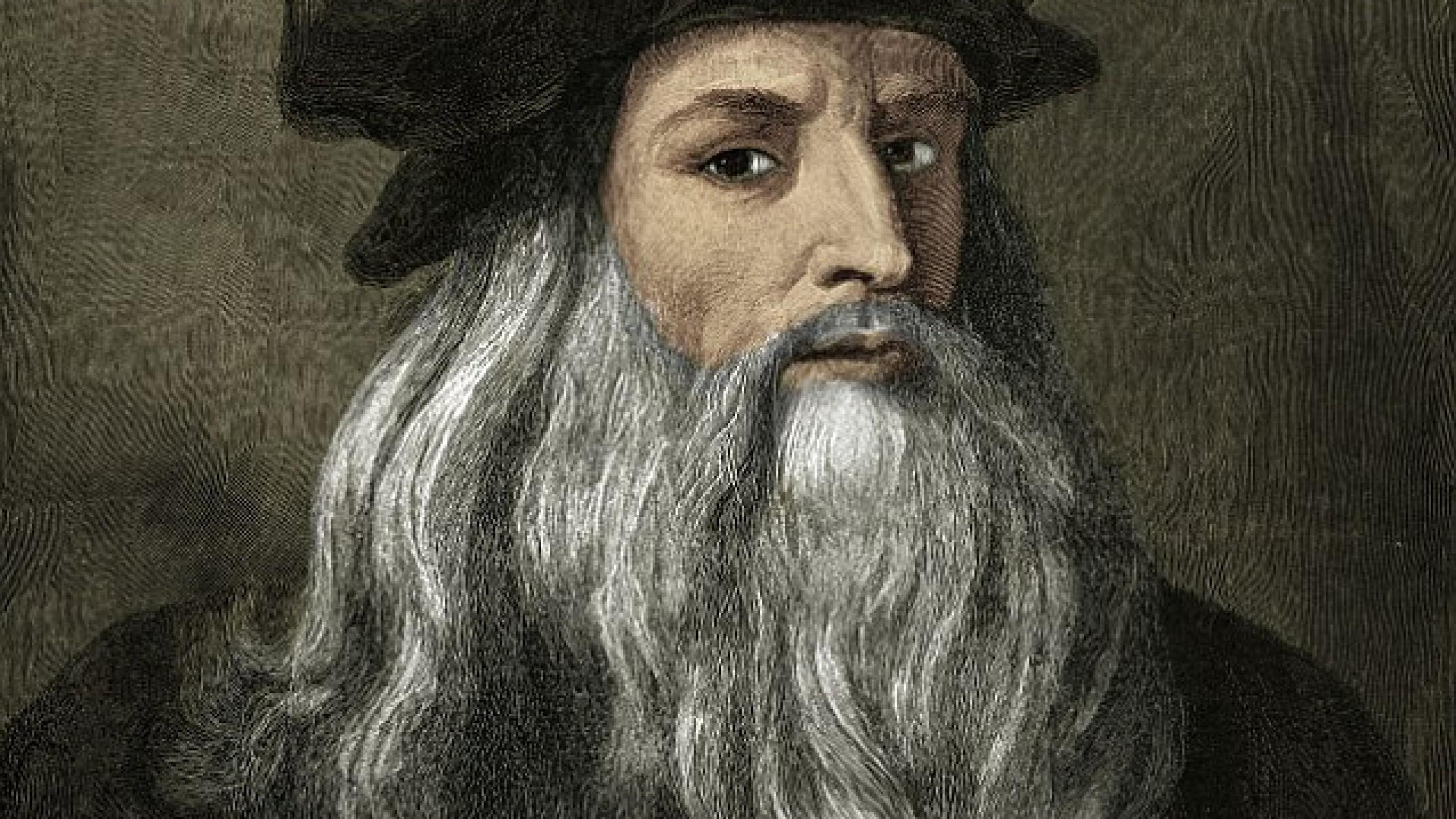 Leonardo da Vinci, Sursa Playtech.ro