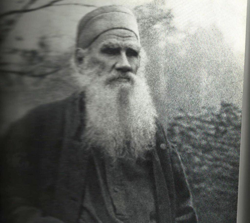 Lev Tolstoi, Sursa Literatile lumii