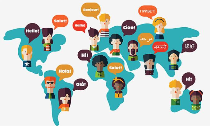 Salut in diverse limbi
