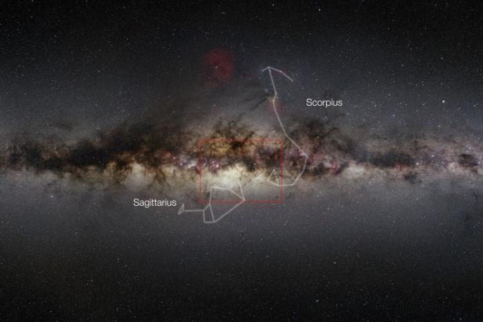 Cerul lunii august 2020, Calea Lactee, Sursa Epoch Times Romania