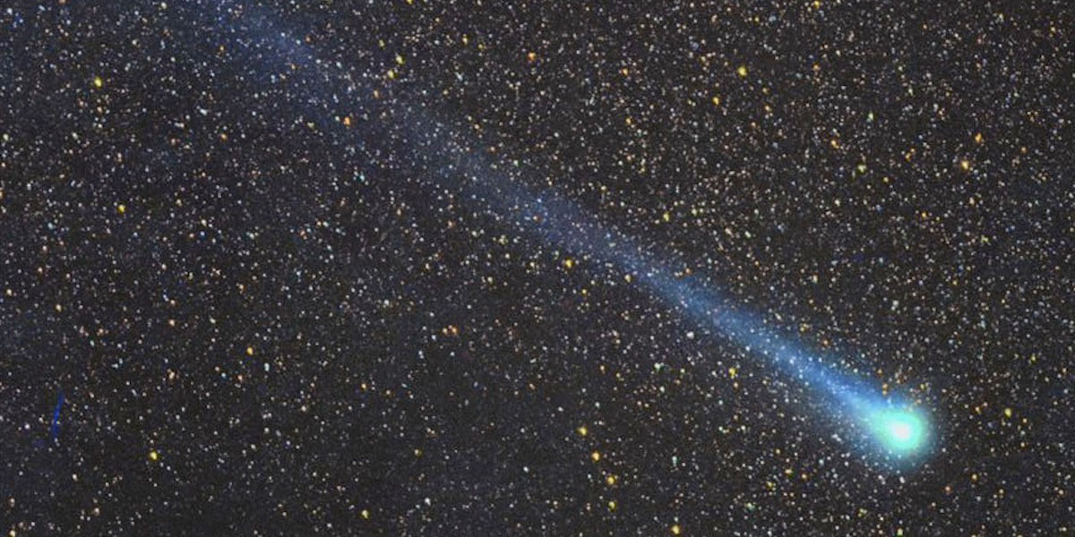Cometa Swift-Tuttle, Sursa News Ledge