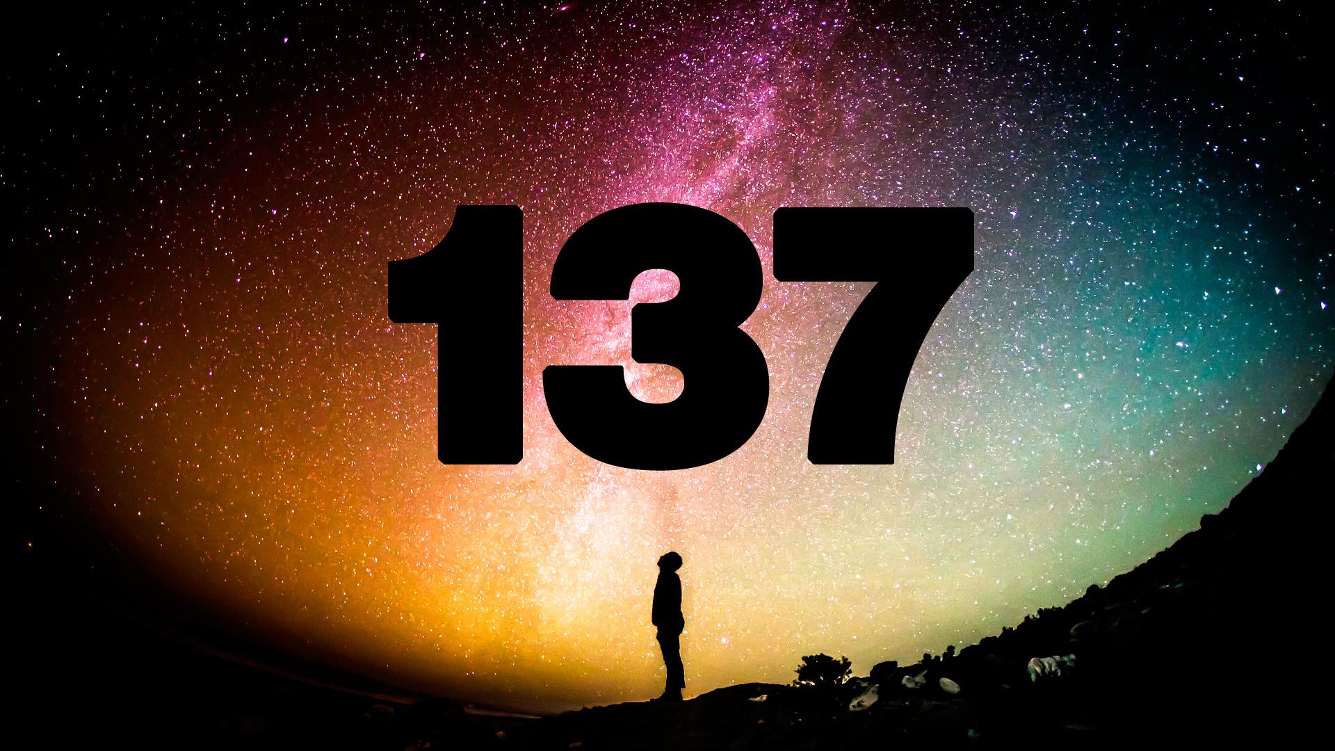 Numarul 137, Sursa Big Think