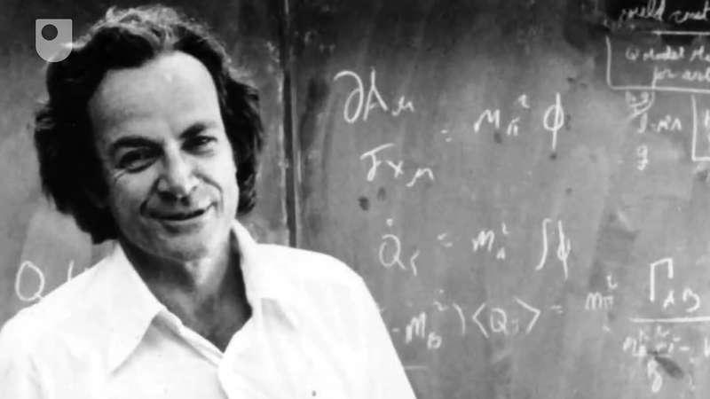 Richard Feynman si Numărul 137, Sursa Britannica
