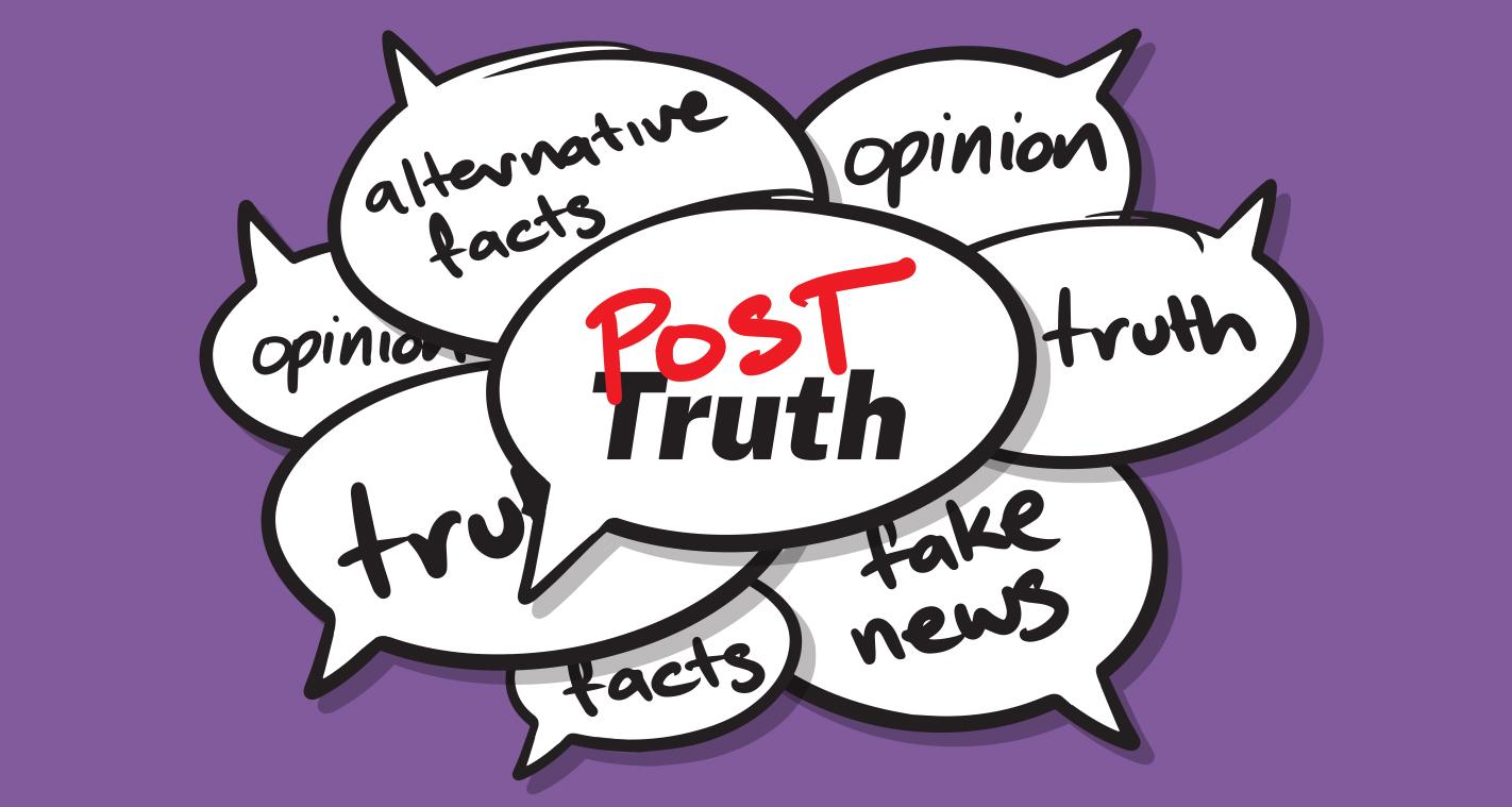 Societatea post-adevarului
