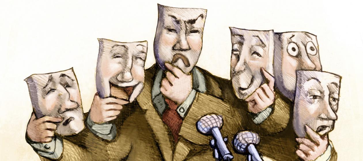 Societatea post-adevarului. De ce mint politicienii, Sursa The Week