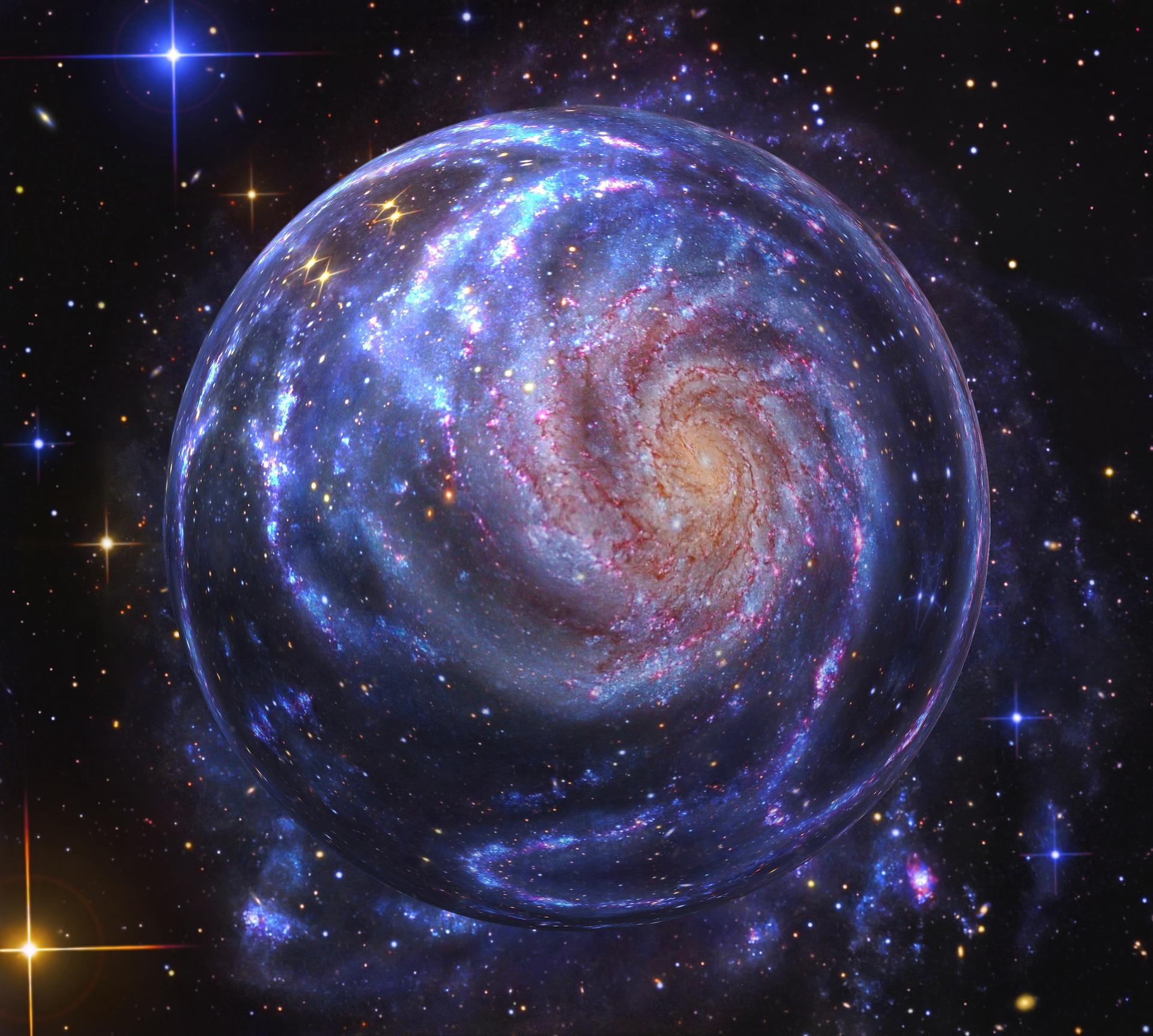 Echilibrul perfect al Universului