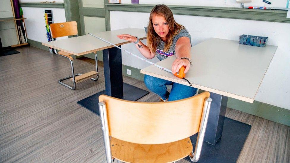 Redeschiderea anului scolar si masuri de preventie